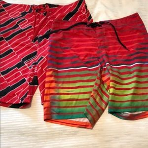 Men's Oakley Swim Trunks